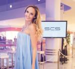 Für die SCS Eröffnung 2013 wurde Topmodel PATRICIA KAISER exklusiv gestylt.