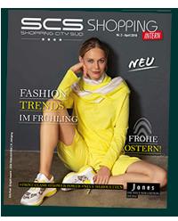 Cover SCS intern Magazin