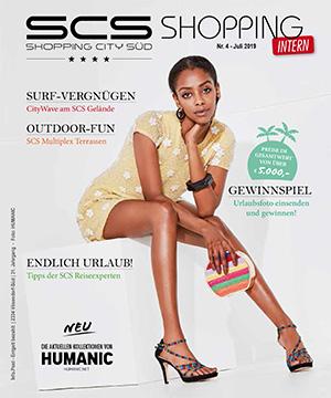 Cover SCS intern Ausgabe 4/2019