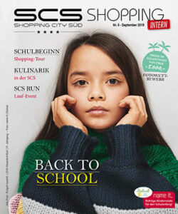 SCS Shopping Intern - Septemberausgabe 2019