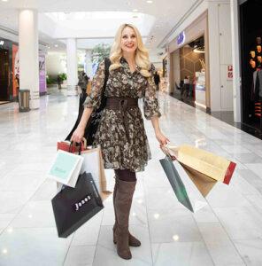 Silvia Schneider SCS Shopping Weihnachten 2019