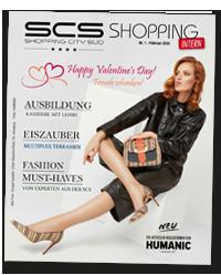 Cover Shopping Intern Ausgabe 01 2020