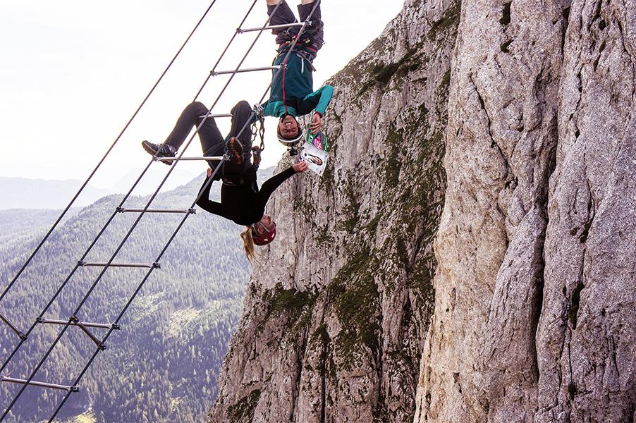 Berg Klettern SCS Magazin
