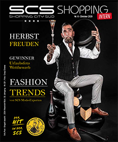 SCS Magazin Cover Nr 6/2020