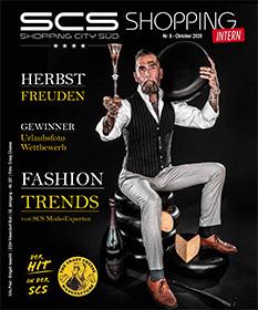 SCS Magazin Cover Nr 6/2020
