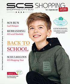 Cover SCS Magazin September